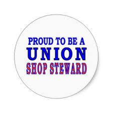 Shop Steward